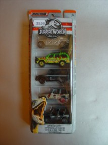 5Pack JurassicWorld LandRescueConvoy 20190501
