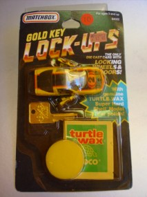 LockUps GoldKey Kidco Matchbox Corvette 20161201