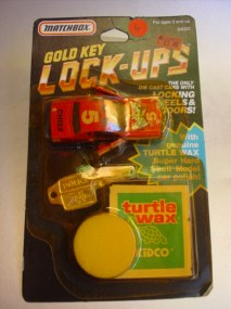 LockUps GoldKey Kidco Matchbox FireChief 20161201
