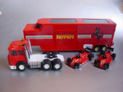 SuperKings K116 RacingCarTransporter Ferrari 20180201